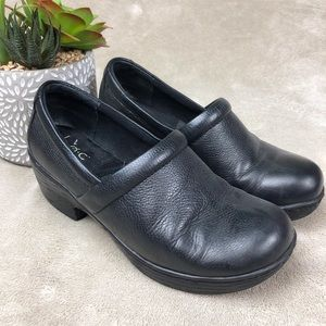 BOC Born Concept Women's Textured Leather Loafers